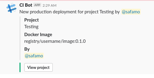 Building a CI/CD Bot with Slack and Kubernetes ― GopherAcademy